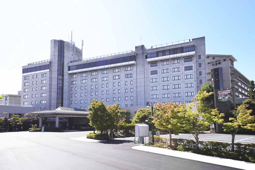 Takayama Green Hotel Hidabussankan