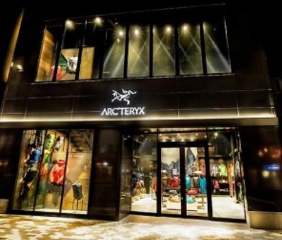 ARC'TERYX 原宿品牌店