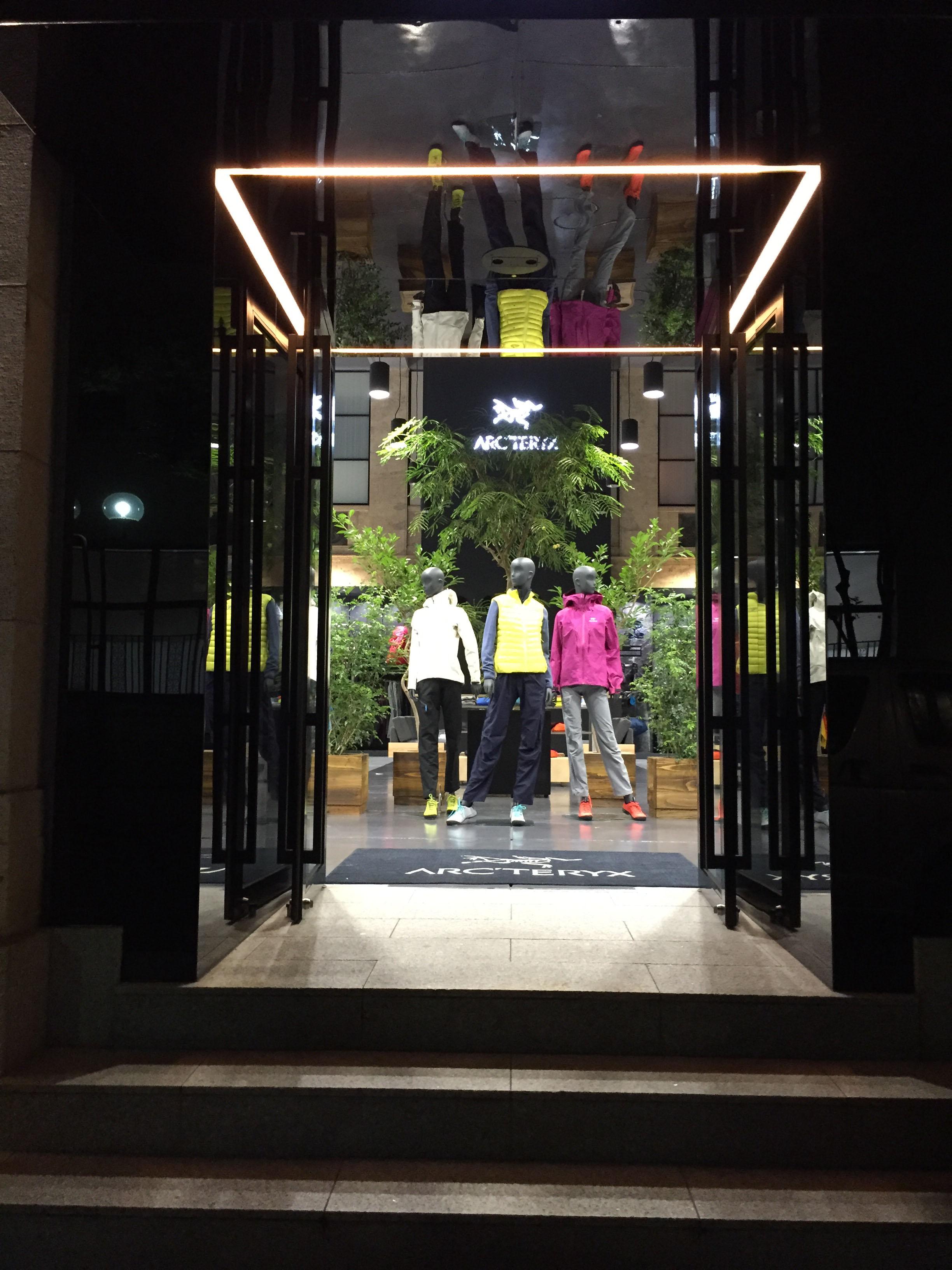 ARC'TERYX 神戶品牌店