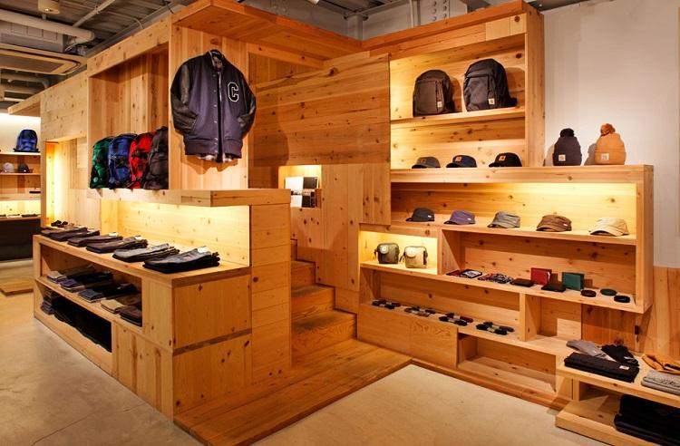 Carhartt WIP Store Tokyo