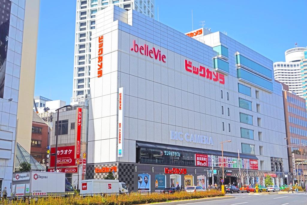 BIC CAMERA赤坂见附站店