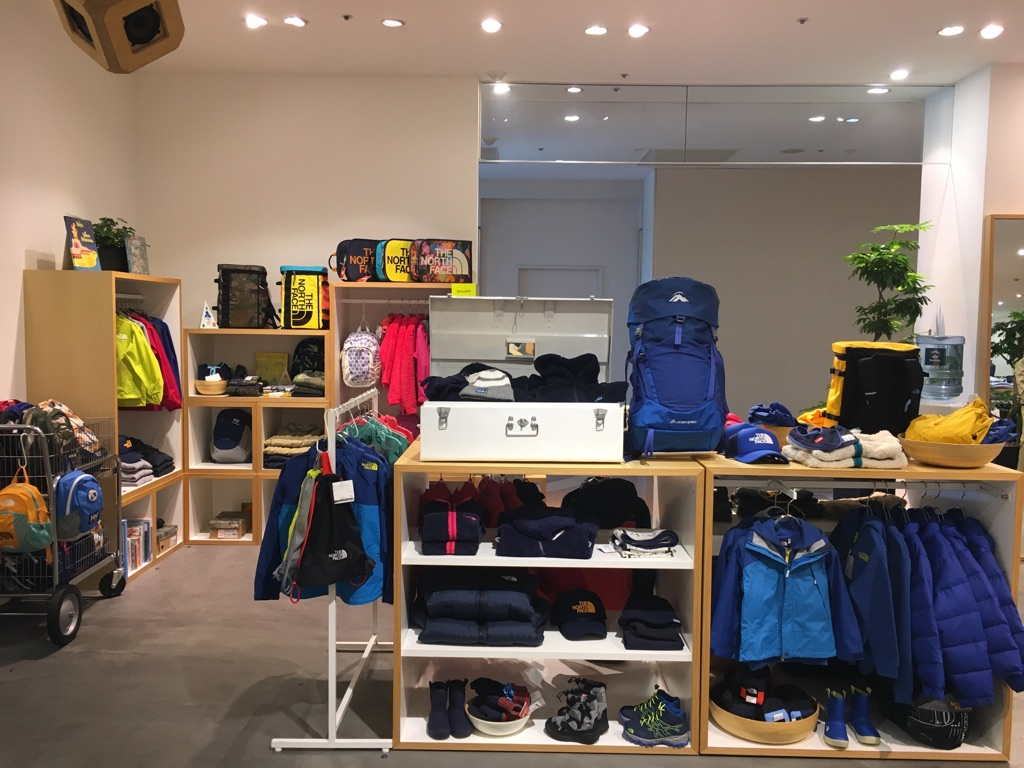THE NORTH FACE CRED岡山店