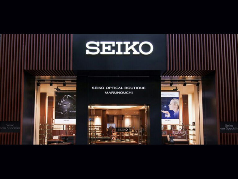 SEIKO OPTICAL BOUTIQUE MARUNOUCHI