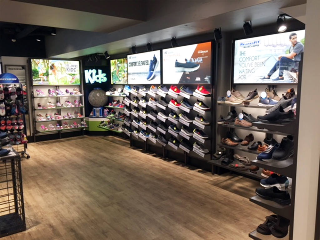 shop skechers