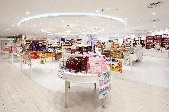 LAOX Daimaru Shinsaibashi Store