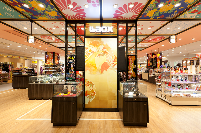 LAOX 大丸京都店