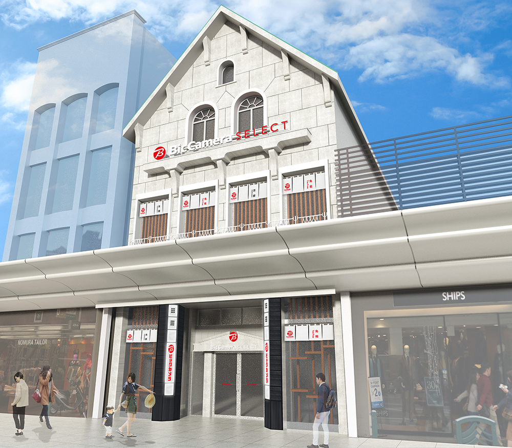 BicCamera Select 京都四条河原町店